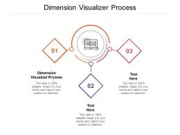 Dimension Visualizer Process Ppt Powerpoint Presentation Inspiration Display Cpb