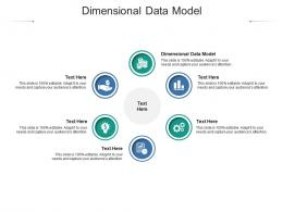 Dimensional Data Model Ppt Powerpoint Presentation Background Image Cpb