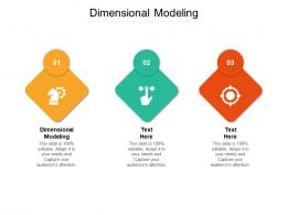 dimensional modeling ppt powerpoint presentation ideas templates cpb