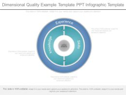 Dimensional Quality Example Template Ppt Infographic Template