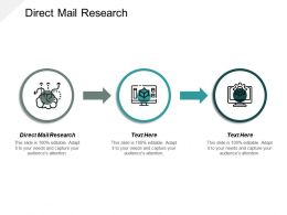 Direct Mail Research Ppt Powerpoint Presentation Infographic Template Clipart Cpb