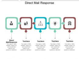 Direct Mail Response Ppt Powerpoint Presentation Gallery Show Cpb