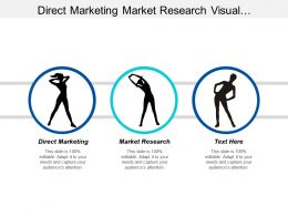 Direct Marketing Market Research Visual Merchandising Business Management Cpb