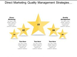direct_marketing_quality_management_strategies_trading_event_fundraising_cpb_Slide01