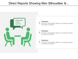 direct_reports_showing_men_silhouettes_and_speech_bubble_Slide01