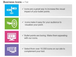 Direction Go To Goal User Interface Paper To Design Ppt Icons Graphics