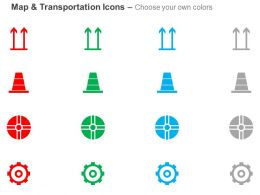 directional_arrows_traffic_cones_gear_ppt_icons_graphics_Slide02