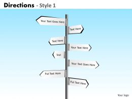 Directions Style 1 PPT 7
