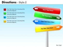 Directions Style 2 ppt 12