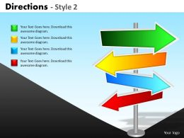 Directions Style 2 ppt 13