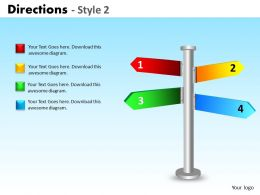 Directions Style 2 ppt 3