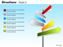 Directions Style 2 ppt 6