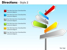 Directions Style 2 ppt 7