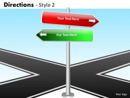 Directions Style 2 ppt 8