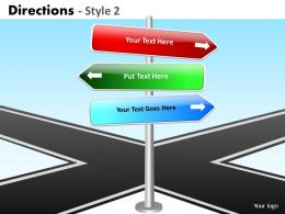 Directions Style 2 ppt 9