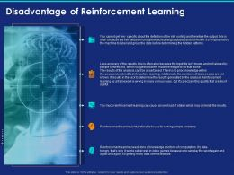 Disadvantage Of Reinforcement Learning Ppt Powerpoint Presentation Layouts