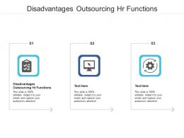 disadvantages outsourcing hr functions ppt powerpoint presentation file mockup cpb
