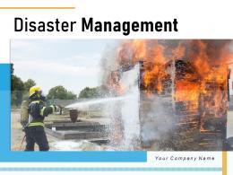 Disaster Management Business Response Intervention Description Storage
