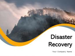 Disaster Recovery Development Strategy Business Measures Management Maintenance