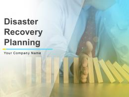 Disaster Recovery Planning Powerpoint Presentation Slides