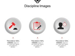 Discipline Images Powerpoint Layout
