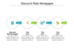 Discount Rate Mortgages Ppt Powerpoint Presentation Styles Rules Cpb