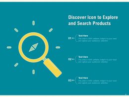 Discover Icon Research Location Products Magnifying Glass Development