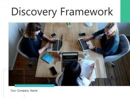 Discovery Framework Business Requirements Framework Structured Product