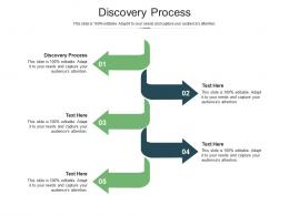 Discovery Process Ppt Powerpoint Presentation File Good Cpb