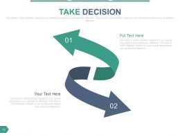 Discussion Brainstorming Decision Making Process PowerPoint Presentation Slides