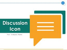Discussion Icon Employee Completion Business Seminar Challenges Financing