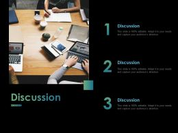 Discussion Ppt Powerpoint Presentation File Backgrounds