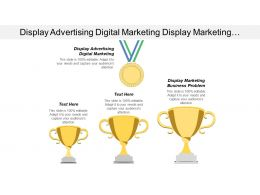Display Advertising Digital Marketing Display Marketing Business Problem Cpb