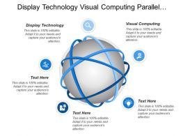 Display Technology Visual Computing Parallel Computing Signal Processing