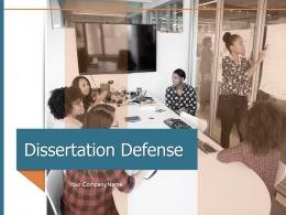 Dissertation Defense Research Process Methodology Research Document Professional