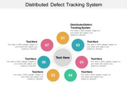 Distributed Defect Tracking System Ppt Powerpoint Presentation Professional Themes Cpb