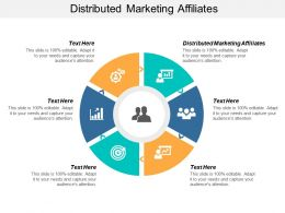 Distributed Marketing Affiliates Ppt Powerpoint Presentation Slides Portrait Cpb