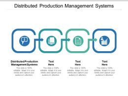 Distributed Production Management Systems Ppt Powerpoint Presentation Outline Cpb