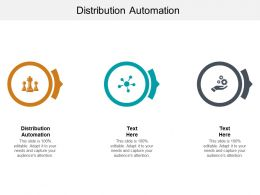 Distribution Automation Ppt Powerpoint Presentation Show Format Cpb