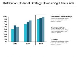 Distribution Channel Strategy Downsizing Effects Ads Analytics Hr Analytics Cpb