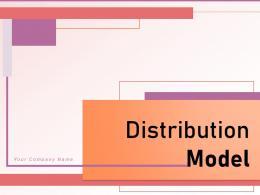 Distribution Model Management Transport Optimization Maintenance Strategic Gear