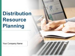 Distribution Resource Planning Powerpoint Presentation Slides