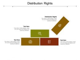 Distribution Rights Ppt Powerpoint Presentation Ideas Cpb