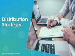 Distribution Strategy Powerpoint Presentation Slides