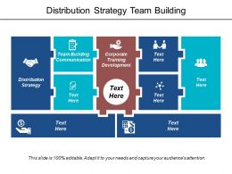 Distribution Strategy Team Building Communication Corporate Training Development Cpb