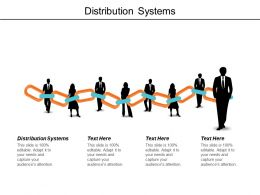 Distribution Systems Ppt Powerpoint Presentation Gallery Backgrounds Cpb
