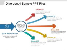 Divergent 4 Sample Ppt Files