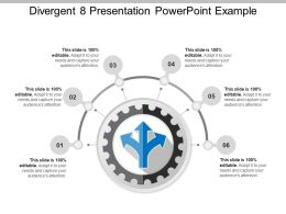 Divergent 8 Presentation PowerPoint Example