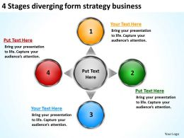 diverging_form_strategy_business_powerpoint_presentations_charts_and_diagrams_slides_Slide01