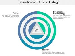 Diversification Growth Strategy Ppt Powerpoint Presentation Slides Graphic Images Cpb